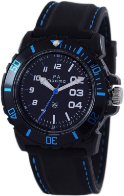 Maxima O-45844PPGW  Analog Watch For Men
