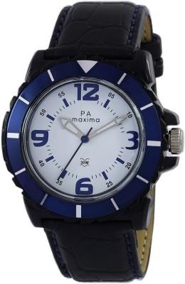 Maxima O-45845LPGW  Analog Watch For Men