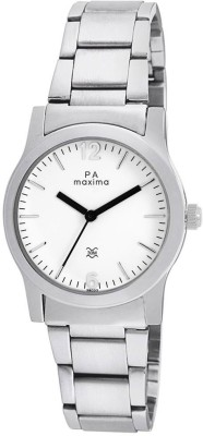 Maxima 28022CMLI Attivo Analog Watch - For Women