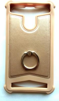 Vimkart Back Cover for 5.5 inch mobile Nextbit(Gold, Grip Case, Flexible Case)