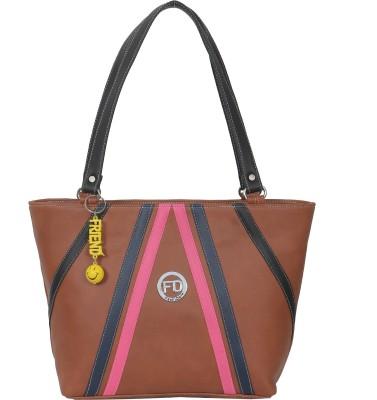 0122db971dcc 70% OFF on FD Fashion Soft Luggage Shoulder Bag(Multicolor) on Flipkart