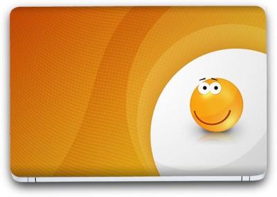 Flipkart SmartBuy Emoticons Funny 9 Vinyl Laptop Skin Vinyl Laptop Decal 14.1