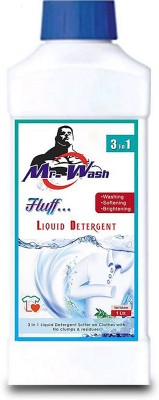 MR WASH LIQUID DETERGENT MR. WASH(1 L)