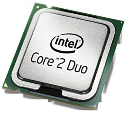 Intel 2.93 LGA 775 core 2 duo Processor(silvar)