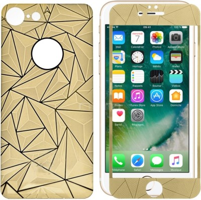 Case Creation Front and Back Tempered Glass for Apple iPhone8 4.70-inch