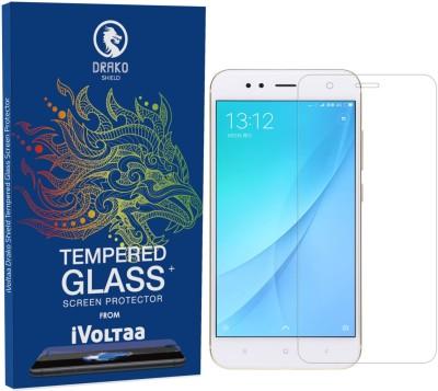 iVoltaa Tempered Glass Guard for Mi A1
