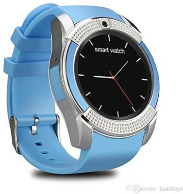 Cuba FWN_546F V8 Smartwatch(Blue Strap XL)