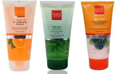 VLCC Original Neem Chamomile and Tea Tree, Orange Oil, Anti Tan Skin...