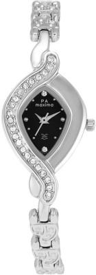 Maxima 20480BMLI Swarovski Analog Watch - For Women