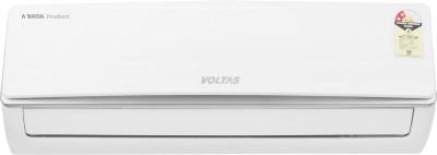 Voltas 1.5 Ton 2 Star Split AC  - White(182 SZS, Copper Condenser)