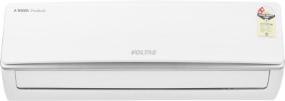 Voltas 1.5 Ton 2 Star BEE Rating 2018 Split AC  - White(182 SZS, Copper Condenser)