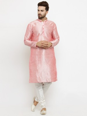67e277bfc3 58% OFF on Larwa Men's Kurta and Churidar Set on Flipkart | PaisaWapas.com