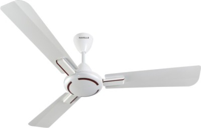 Havells Ambrose 1200 mm 3 Blade Ceiling Fan(white, Pack of 1)