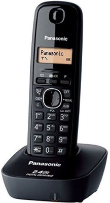 Panasonic PanasonicKXTG3411SX01 Cordless Landline Phone(Multicolor)  available at flipkart for Rs.1867