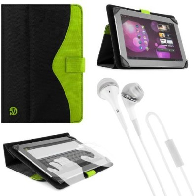 Vangoddy Case Accessory Combo for Hp G2 / Stream / Elitepad / Plus / Pro / Slate / Pavilion Series 10.1 Inch Tablets(Green)