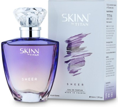 Titan Skinn Sheer Woman Perfume - 50 ml