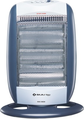 Bajaj 260088 Majesty RHX 3 New Halogen Room Heater