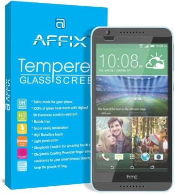 H.K.Impex Tempered Glass Guard for HTC Desire 816g dual / 816 dual (5.0 inch).(Pack of 1)