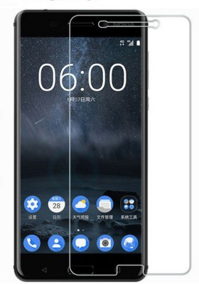 Case Creation Tempered Glass Guard for Nokia 7 Android(Pack of 2)