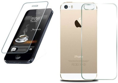 zZeonee Front and Back Screen Guard for Apple iPhone 4, Apple iPhone 4s(Pack of 1)