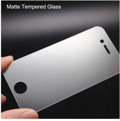 Case Creation Tempered Glass Guard for Apple iPhone 5 5S 5C(Pack of 1)