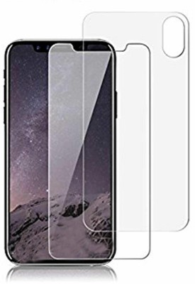 MOBIVIILE Front and Back Screen Guard for Apple iPhone 6s Plus(Pack of 4)