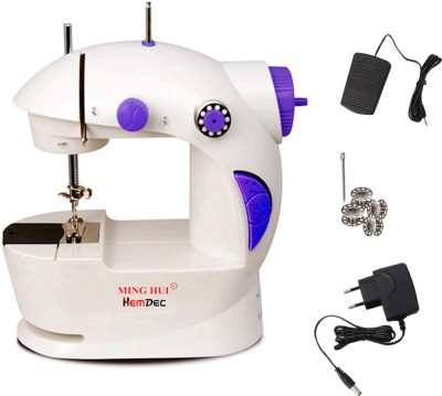 Hemdec Portable 4in1 Mini Electric Sewing Machine( Built-in Stitches 1)