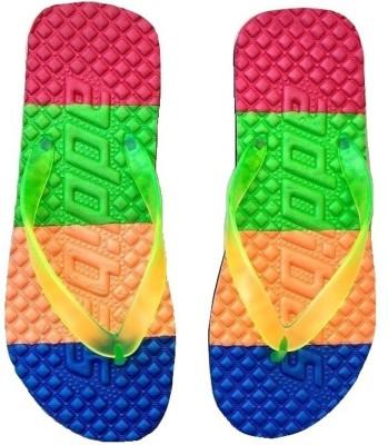 SEQIPPE Multi trend B/O/G/R Flip Flops