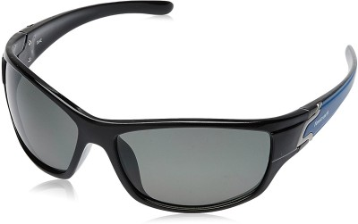 Fastrack Sports Sunglasses(Grey)  available at flipkart for Rs.1299