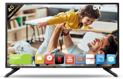 Thomson UD9 140cm (55 inch) Ultra HD (4K) LED Smart TV(55TH1000/55TH1000-V1)