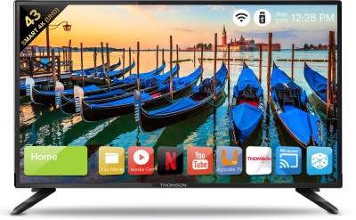 Thomson LED Smart TV UD9 108cm (43) (Thomson)  Buy Online