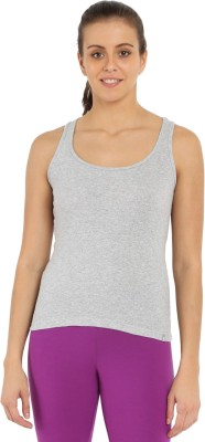 Jockey Casual Sleeveless Solid Women