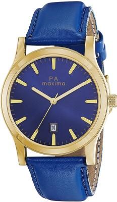 Maxima O-46981LMGY  Analog Watch For Men