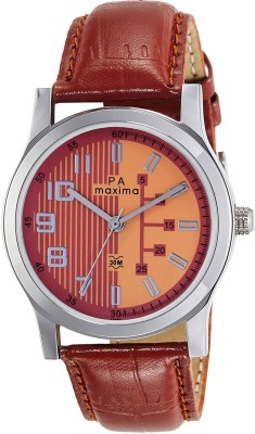 Maxima O-49565LMGI  Analog Watch For Men