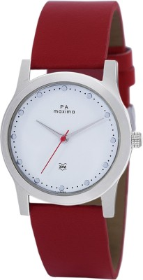Maxima O-46673LMLI Analog Watch - For Women