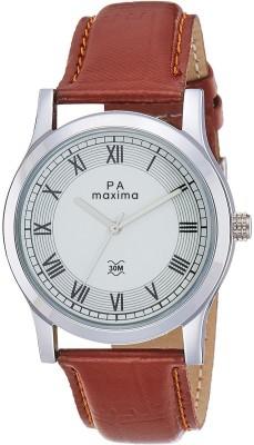 Maxima O-44686LMGI  Analog Watch For Men