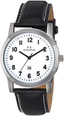 Maxima O-44676LMGI  Analog Watch For Men