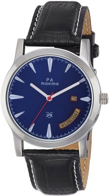 Maxima O-49660LMGI  Analog Watch For Men