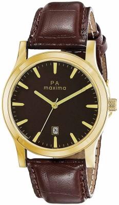 Maxima O-46982LMGY  Analog Watch For Men