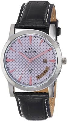 Maxima O-49661LMGI  Analog Watch For Men