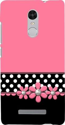 Snapdilla Back Cover for Mi Redmi Note 3 Multicolor