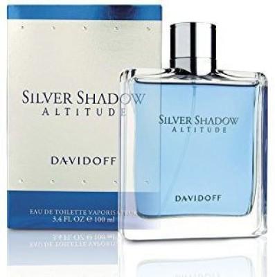 Davidoff Silver Shadow Altitude EDT Spray For Men, 100 ml