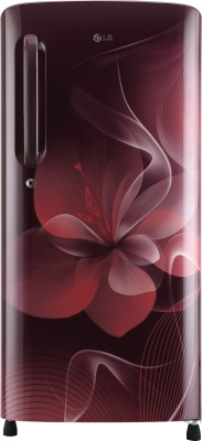 Image of LG 190L Single Door Refrigerator which is best refrigerator under 15000