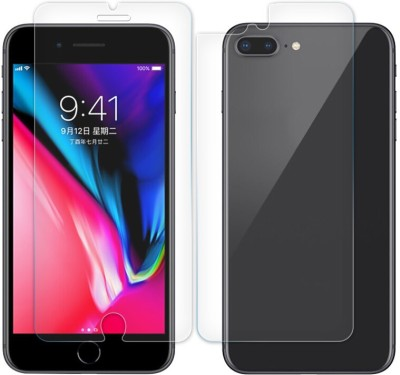 Case Creation Tempered Glass Guard for Apple iPhone 6s Plus(Pack of 2)