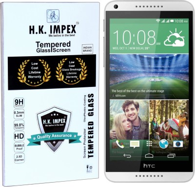 H.K.Impex Tempered Glass Guard for HTC Desire 816g duall, :htc desire 816g dual