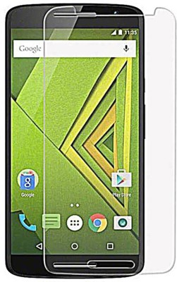 SRT Tempered Glass Guard for Motorola Moto X Play(Pack of 1)