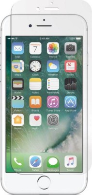 EASYBIZZ Tempered Glass Guard for Apple iPhone 8 Plus(Pack of 1)