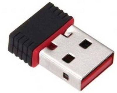 Teratech WiFi Dongle Wireless 802.11n/g/b USB Adapter Black