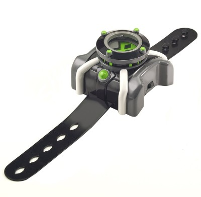 Ben 10 Omnitrix Role Play Watch(Green)