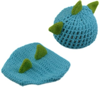 DALUCI Baby Boys & Baby Girls Casual Panty Cap(Blue)